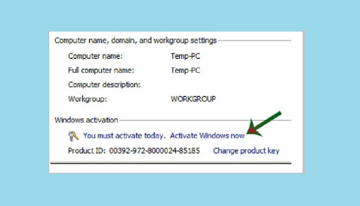 Khắc phục lỗi this copy of windows is not genuine win 7 build 7601.