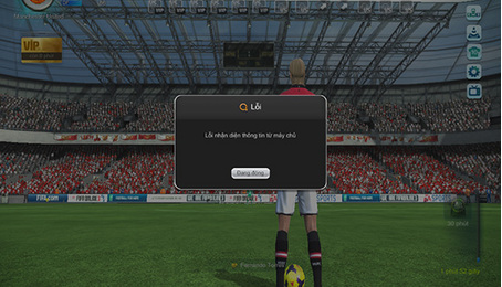 Lỗi Fifa Online 3 cannot run game with current graphic card.